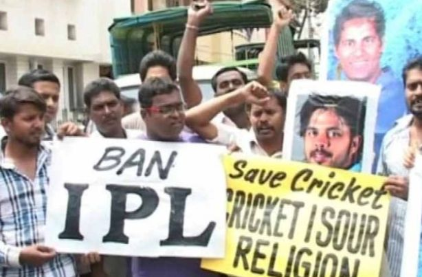 IPL is in the cloud of match fixing again.